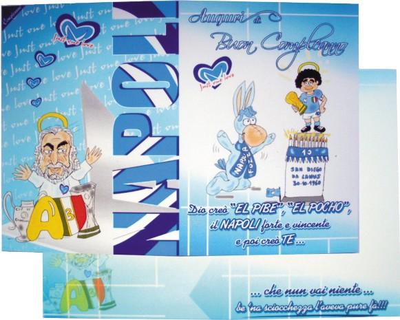 Auguri Matrimonio Napolimania : Just one love vendita on line gadget maglie calcio